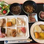 気仙沼ホテル観洋 - 料理写真:バイキングの朝食です