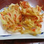 大澤 - かき揚げ天ぷら