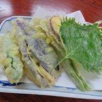 大澤 - 野菜天ぷら