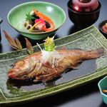 和食処 こばやし - 赤むつ煮付定食