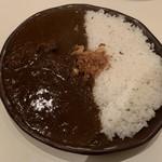 curry bar nidomi - 特製欧風牛スジカレー