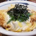 114828927 - 元祖カツ丼(ロース) 1600円