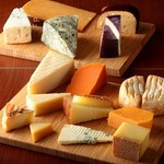 世界各地のチーズ