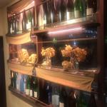 ゴリラ食堂 - 入口の飾り