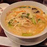 チャイナRai 中国料理 - 肉野菜湯麺