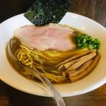 スープメン - 料理写真:美麺。これで600円はびっくり