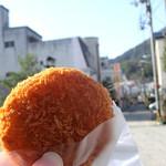 平岡精肉店 - 肉コロッケ