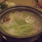 11484272 - 鶏の水炊き