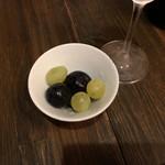 國酒の仕業 - 葡萄