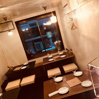 【姉妹店Vivaokei】10名~2階テーブル貸切可能!