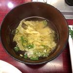 はな博 - 玉子スープ