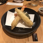日本酒と天ぷらの店 天と鮮 さかえみせ -