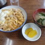 食事処 かずき - 親子丼