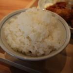 神田魚金 - ご飯