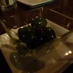 パパス - オリーブのマリネ