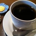 喫茶 ほ - 本日のおすすめ「エルサルバドル」珈琲