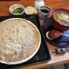 蕎麦切り あなざわ - 料理写真:極上鴨汁蕎麦切り膳
