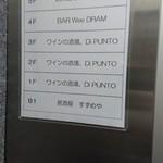 純米酒専門YATA - ビルの5F