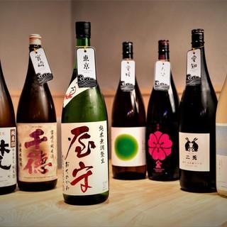 【日本酒にこだわる】全国47都道府県の日本酒を堪能