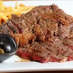TRIP - 牛ロースのカットステーキ