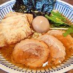 中華そば とんび - 特製鯛そば(醤油)!