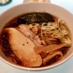 鶏そばムタヒロ-Mutahiro- - 醤油鶏そば