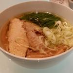 鶏そばムタヒロ-Mutahiro- - 塩鶏そば
