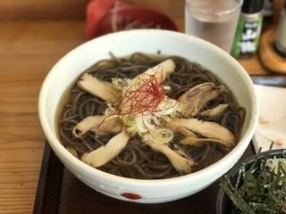肉そば 十三 - 平日限定ランチ ¥850