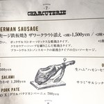 ザ・グリルリパブリック シカゴピザ & ビア - お肉メニュー