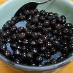 梅むら - ・「豆かん(¥500)」のアップ。