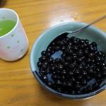梅むら - ・「豆かん(¥500)」