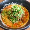 筑豊的担々麺 烏龍 - 料理写真:赤担々麺