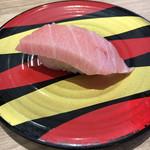 かっぱ寿司 - 大トロ。180円でコスパ抜群!