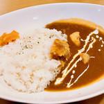 114889267 - 洋食屋さんのカレーライス600円
