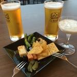 クラブメッド 北海道トマム - 料理写真:Barでまずはドリンク♪