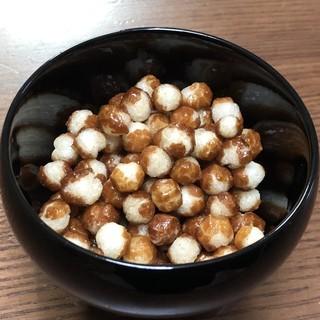 うぐいすボール - 料理写真: