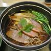 美崎 - 料理写真:鴨南蛮蕎麦 ¥1000