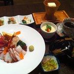 まんま亭 楽 - 斎理屋敷『雛祭り』特別メニュー 行事料理一部