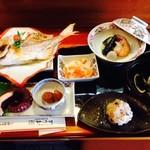 すし広 - お食い初め膳 4500円