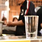 もつ焼き 大統領 - 二級酒〈大統領〉@240円