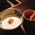 ぼすけ - 杏仁豆腐