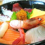 114898646 - 「海鮮丼」アップです