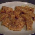 肉の斎藤 味斎 - ここのミノは、歯ごたえのある食感とうまみが最高です。