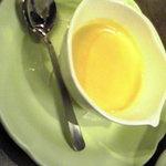 びっくりドンキー 本通店 - スープ