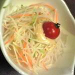 びっくりドンキー 本通店 - サラダ