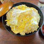 豊福 - カツ丼