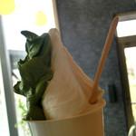 アカマツ - 抹茶とミルク