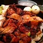 Re時屋 - [ランチ]上鶏丼