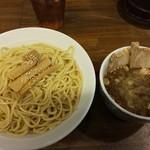 濃厚つけ麺茜堂 - 料理写真: