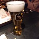 114916742 - 『僕ビール、君ビール。レギュラーサイズ』730円 + tax